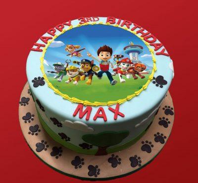 Huascar & Company Bakeshop Edible Image Cake