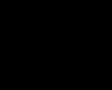 Huascar and Company Bakeshop Black Lightning Whisk Logo