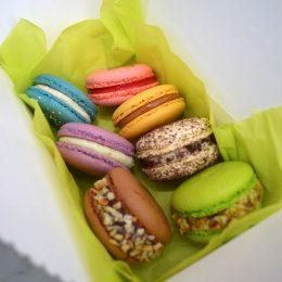 Huascar and Company Bakeshop French Macaron Box